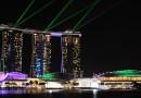 躲寒流新加坡自由行 Day 1 夜景有夠殺底片