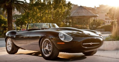 Jaguar E-Type (1961~1975)