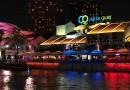 躲寒流新加坡自由行 Day 2 愈夜愈美麗