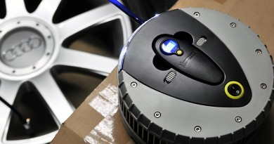 Michelin 米其林電動打氣機 12260 開箱